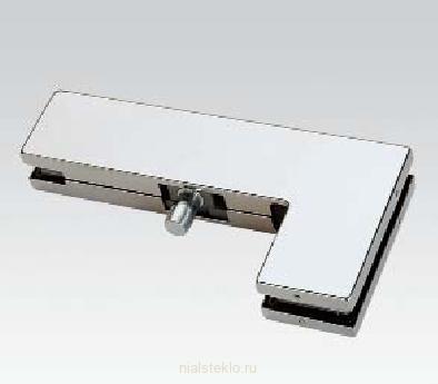 Ответна часть верхней петли на стекло, с боковым экраном, цена от 896р.