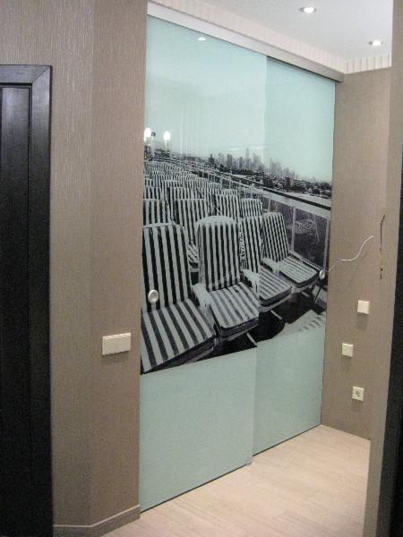 Раздвижная дверь шкаф-купе