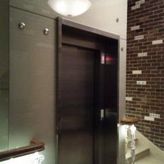 elevator glass