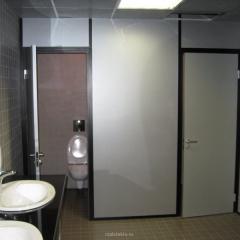 Санитарные комнаты