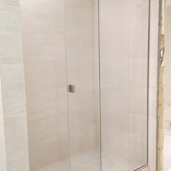 shower cabin glass